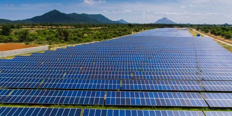 Solar farm (Image: Siemens Gamesa)