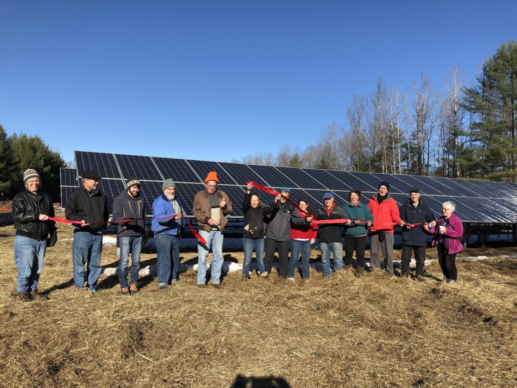 Thetford Community Solar