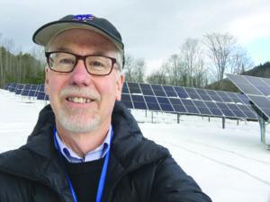 Upper Valley Haven Executive Director, Michael Redmond