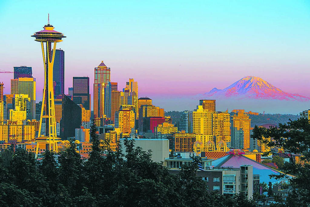 Some Consider Seattle And The Rest Of Pacific Northwest To Be A Potential Refuge For